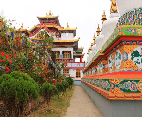 Gangtok Kalimpong Mirik Tours