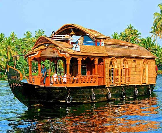 Backwaters / Houseboat Tours