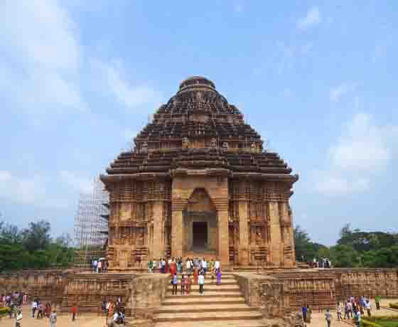 Best of Odisha Tours