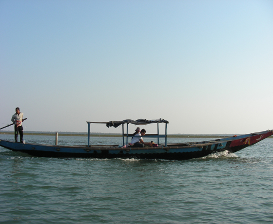 Golden Triangle & Chilika Lake Tour