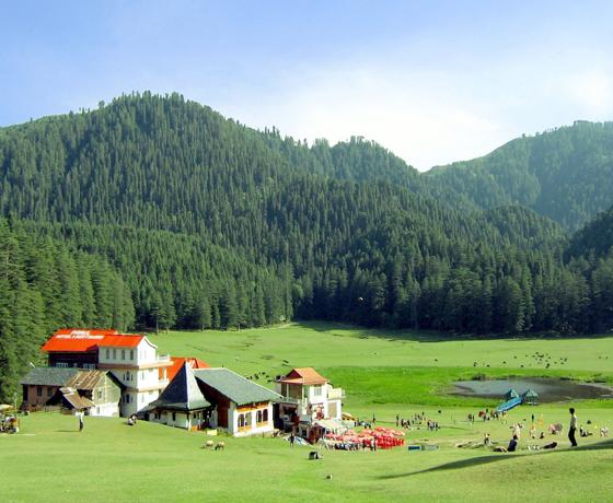 Jammu Dharamshala Khajjiar Tours