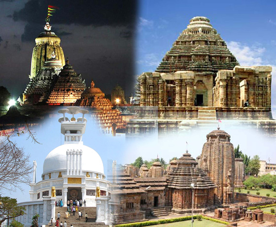 Odisha Temple Tour