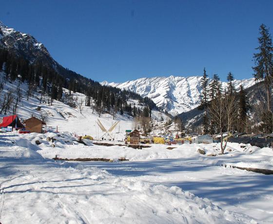 Shimla Manali Chandigarh Tours